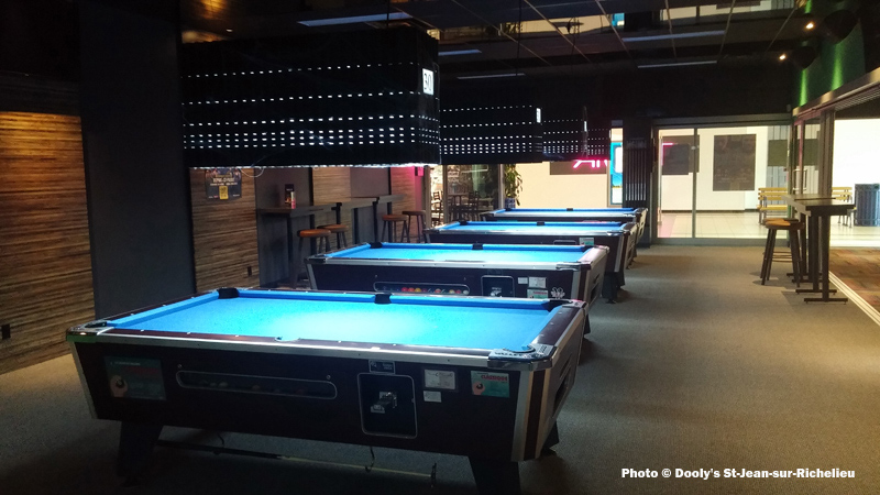 billard o'tips inc